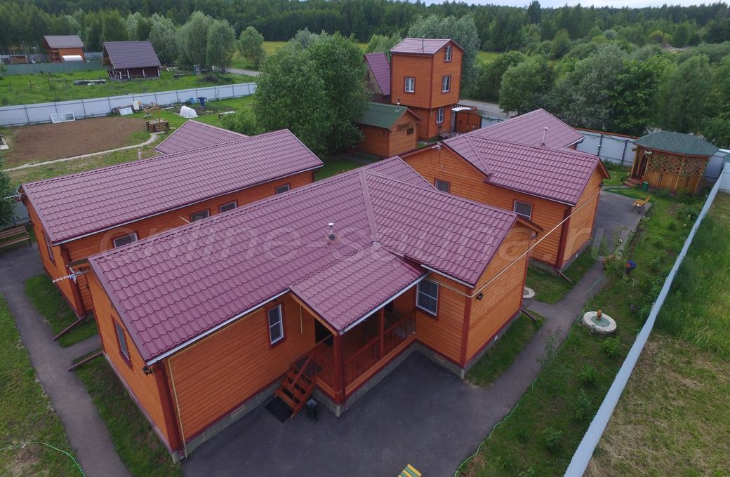 Владимирский Хуторок, гостиница